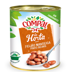 Compal Pinto Beans in Salt Water 825g