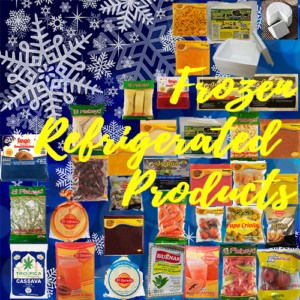 Frozen & Refrigerated Products