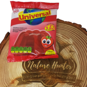 Universal Jelly Strawberry Flavour 250g